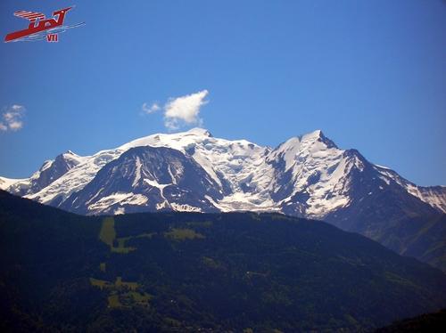 Nui-Mont-Blanc-Phap